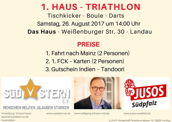 1. Haus Triathlon